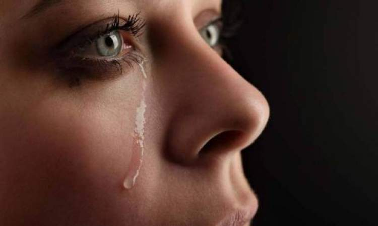 sessiz ağlamak