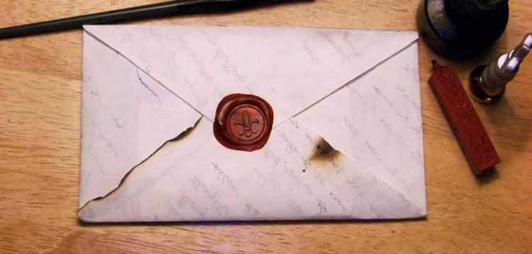 Rüyada Sevgiliden Mektup Almak