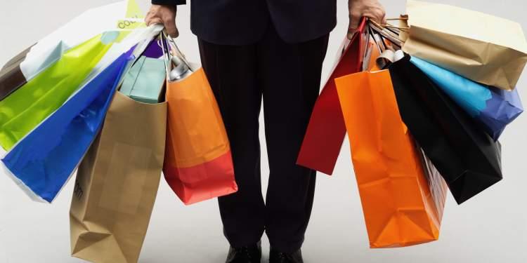 sevgiliyle alışveriş yapmak