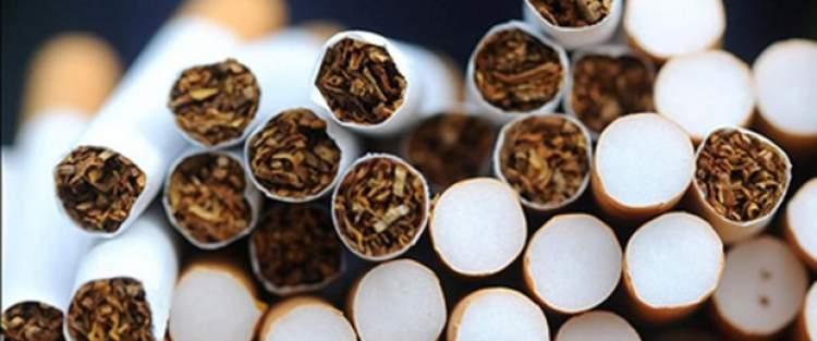 sigara aldığını görmek