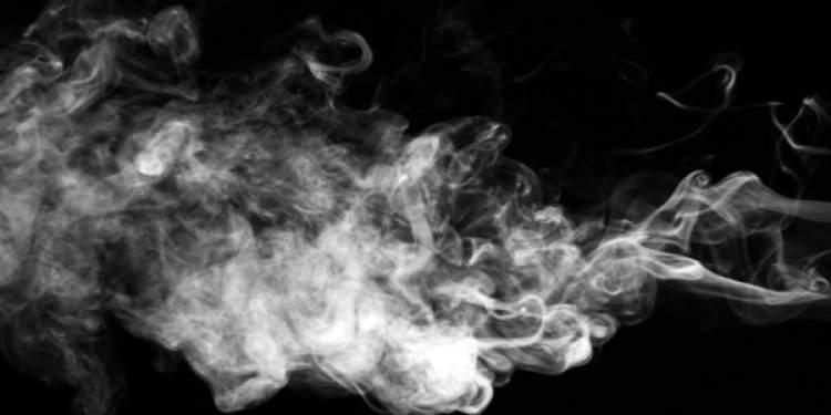 sigara dumanı görmek
