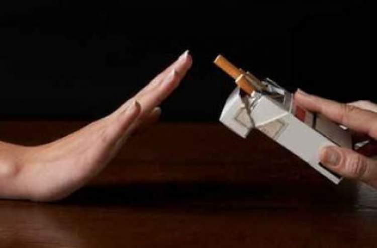 sigara ikram etmek