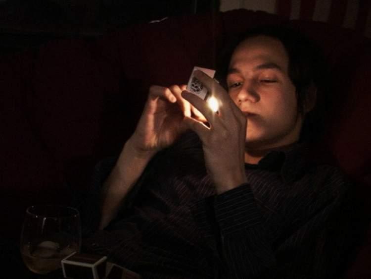 sigara yakmak