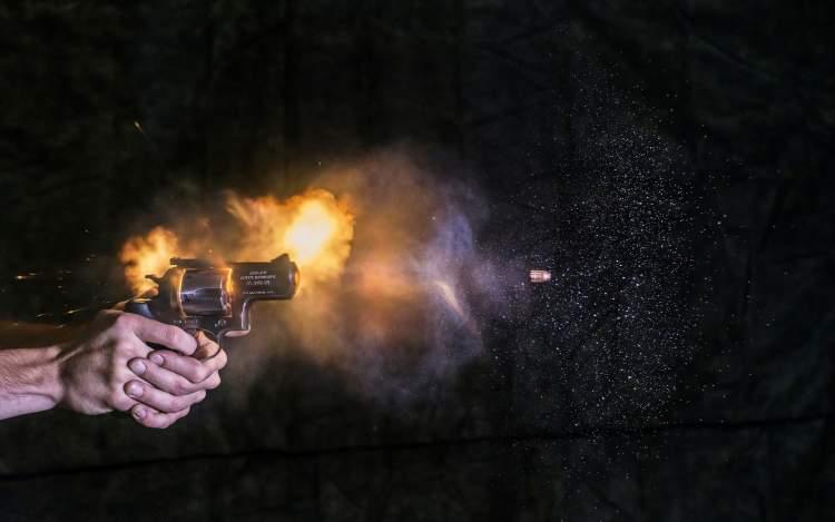 silah görmek ateş etmek