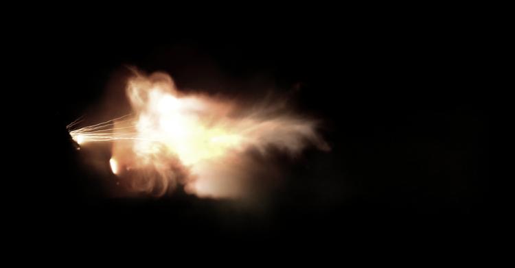 silahla ateş edilmesi
