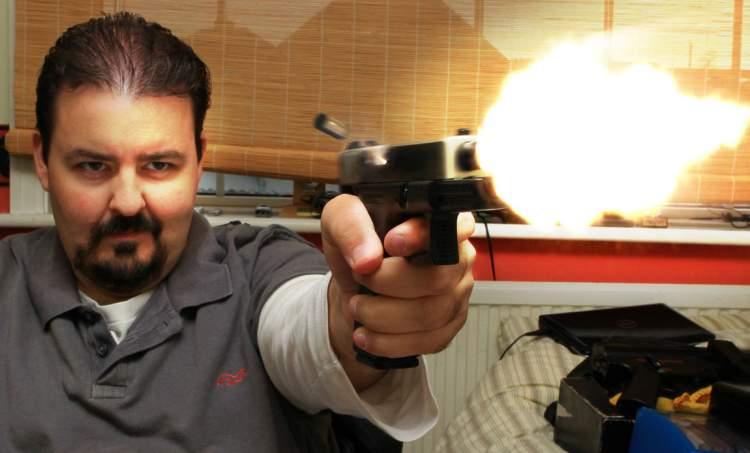 silahla ateş etmek