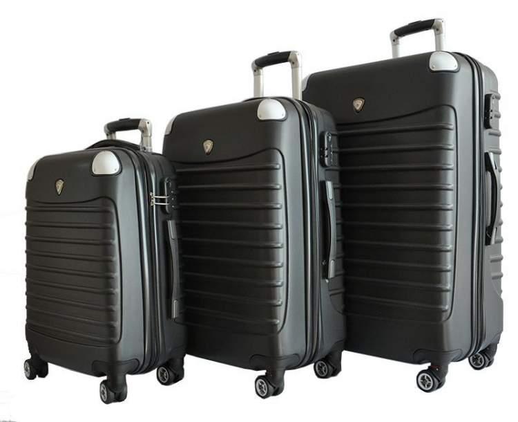siyah bavul görmek