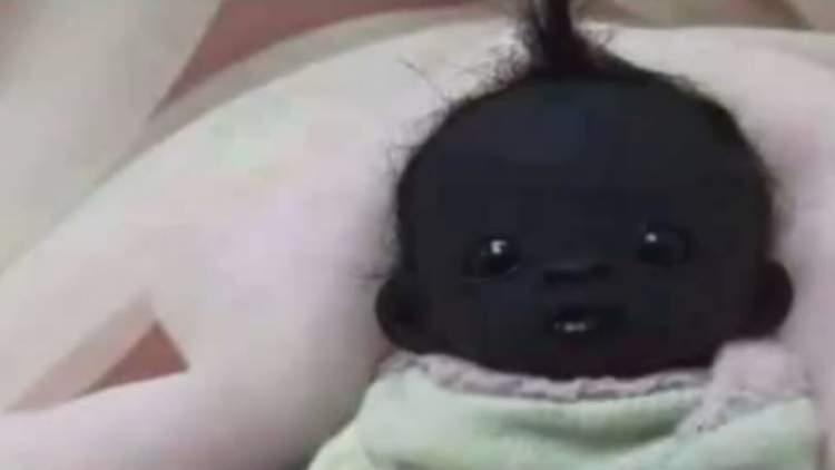 siyah bebek görmek