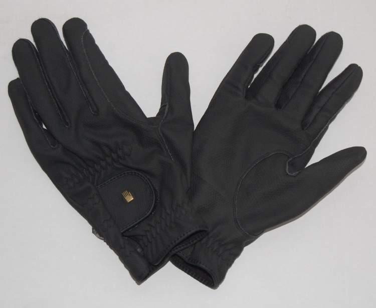 siyah eldiven görmek
