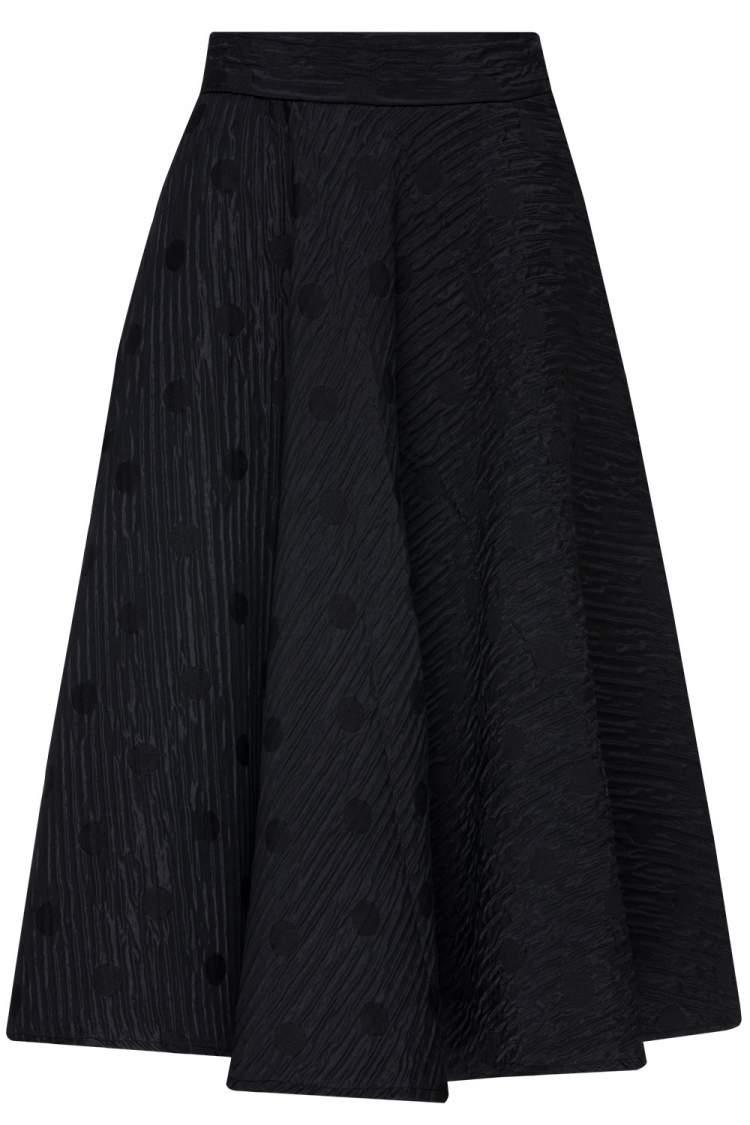 siyah etek giymek