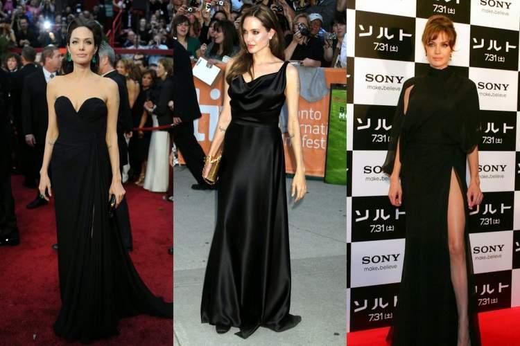 siyah kıyafet giymek