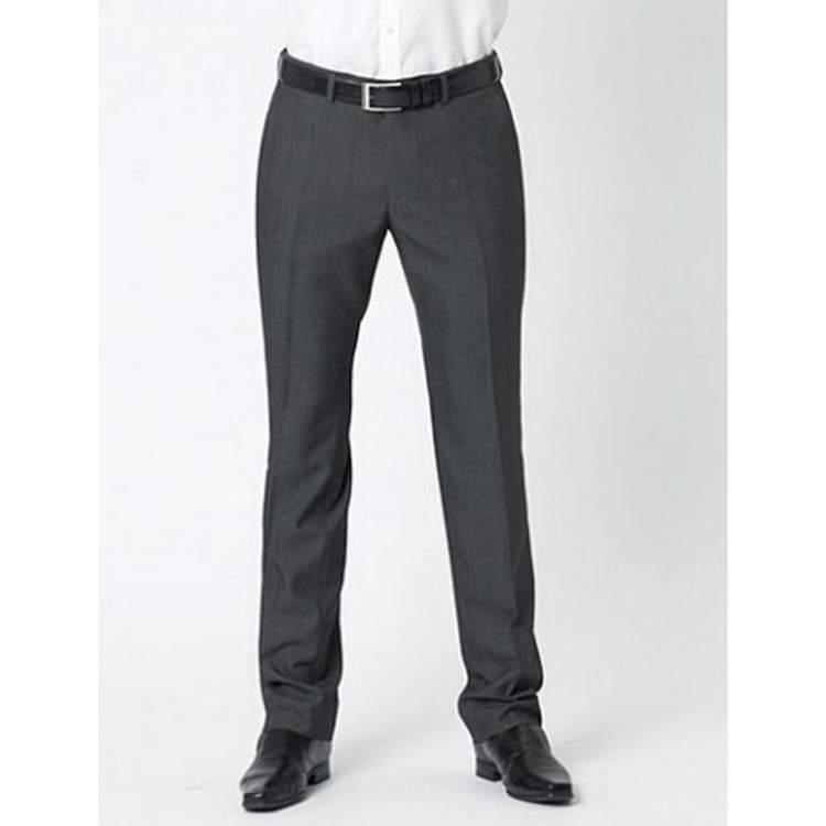 siyah kumaş pantolon görmek