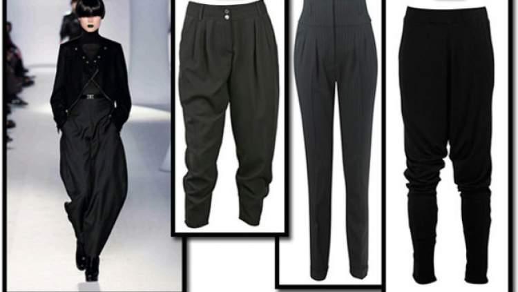 Rüyada Siyah Pantolon Giymek