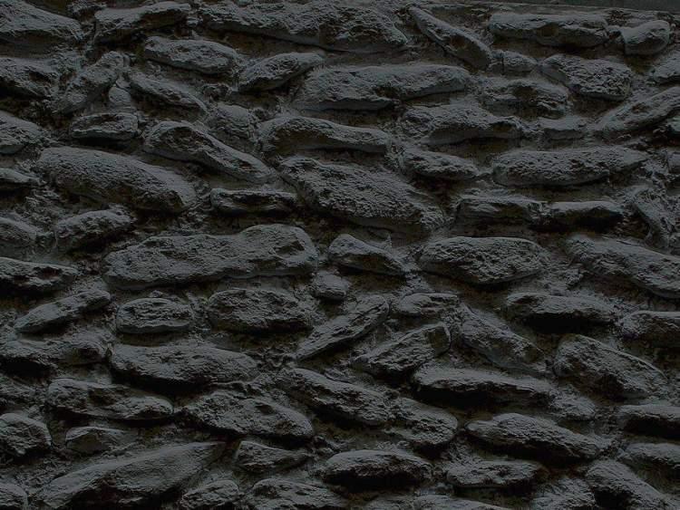 siyah taş görmek