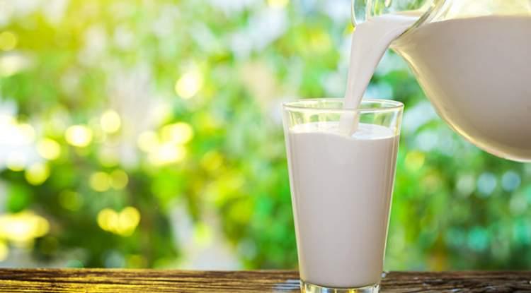 Rüyada Süt Aldığını Görmek