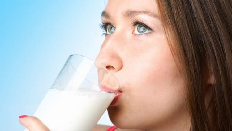 süt içmek