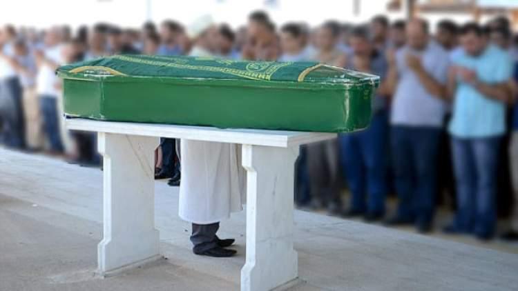 tabut cenaze görmek