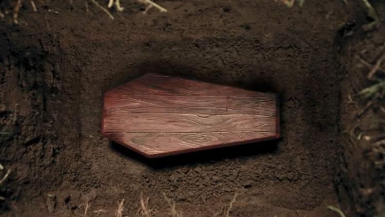tabutun içinde cenaze görmek