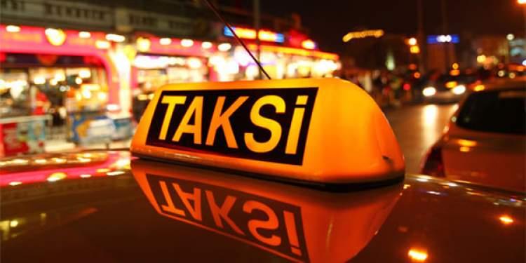taksici görmek