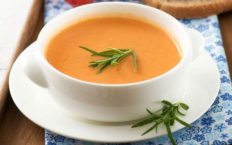 tarhana çorbası görmek
