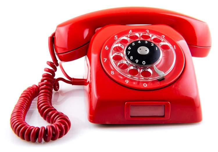 telefon çalmak