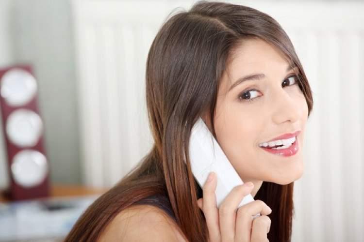 telefonla birini aramak