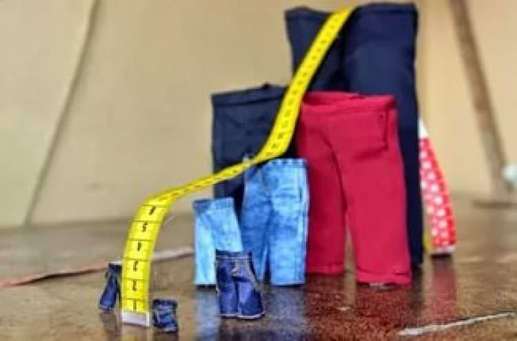 terzide pantolon diktirmek