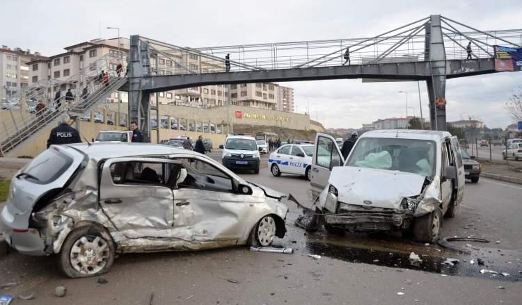 Rüyada Trafik Kaza Görmek