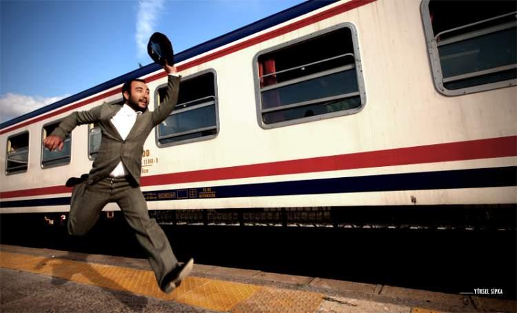 tren kaçırmak