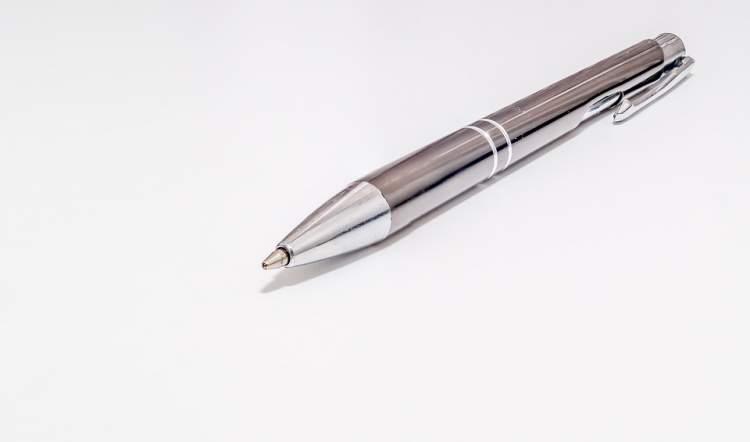 tükenmez kalem görmek