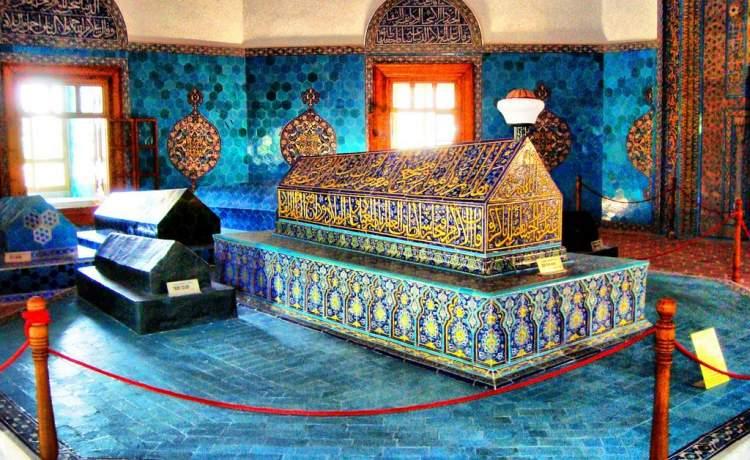 Rüyada Türbeyi Ziyaret Etmek