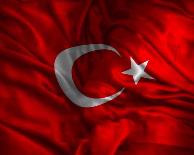 türk bayrağı görmek