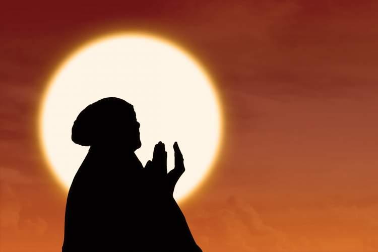üç harfli görmek ve dua etmek