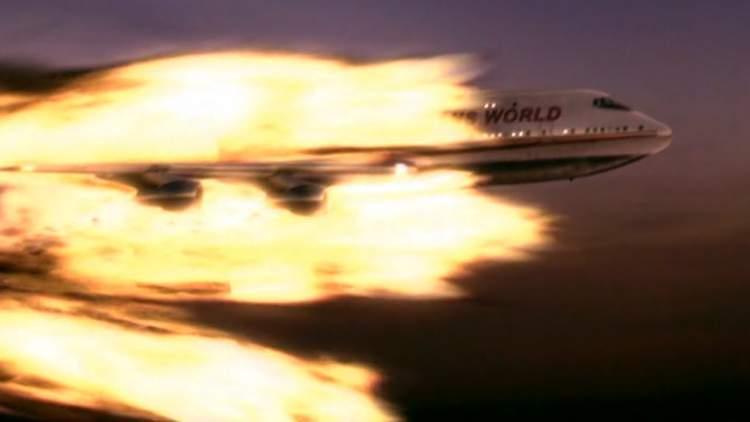 Rüyada Uçak Patlaması