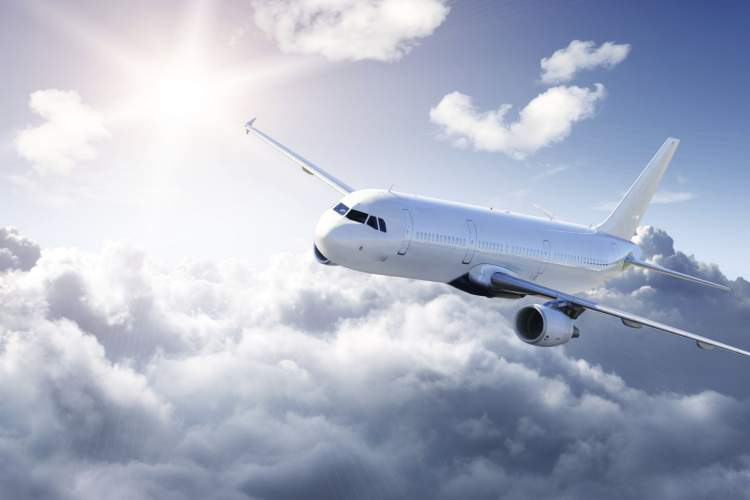 uçak yolculuk yapmak