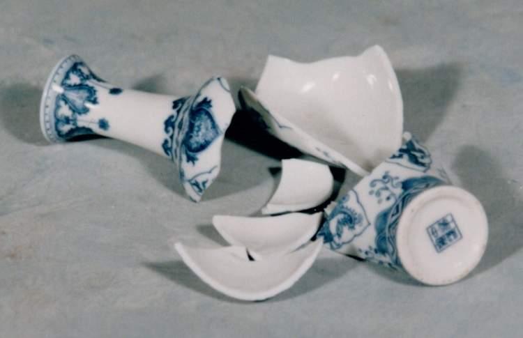 vazo kırılması