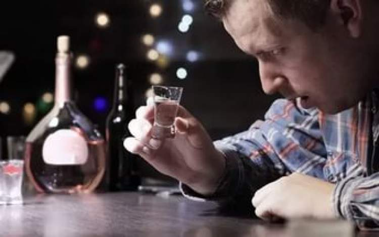 votka içmek