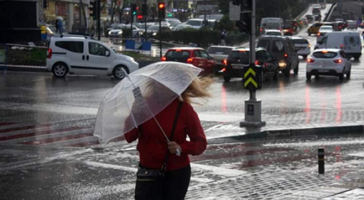 Rüyada Yağmur Fırtına Görmek