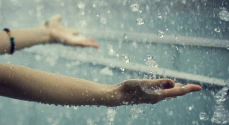 Rüyada Yağmur Suyu Görmek