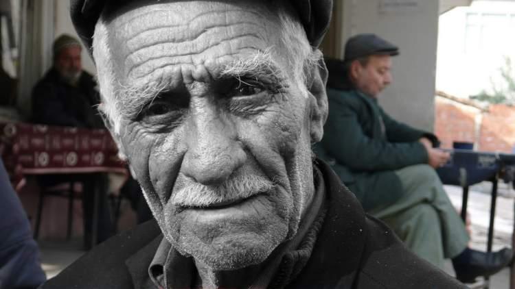 Rüyada Yaşlı İnsan Görmek