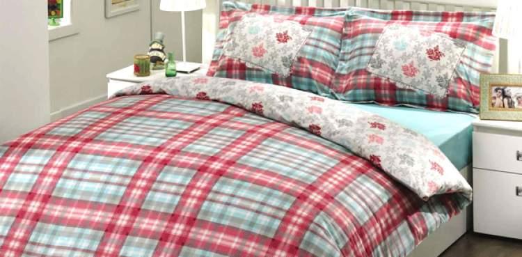 yatak yorgan görmek
