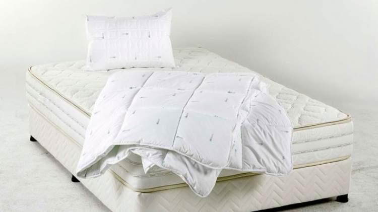 yatak yorgan toplamak