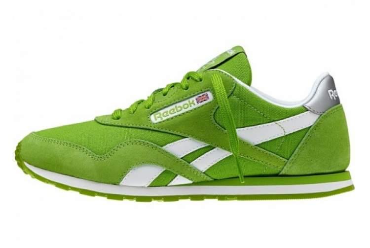 yeşil ayakkabı görmek