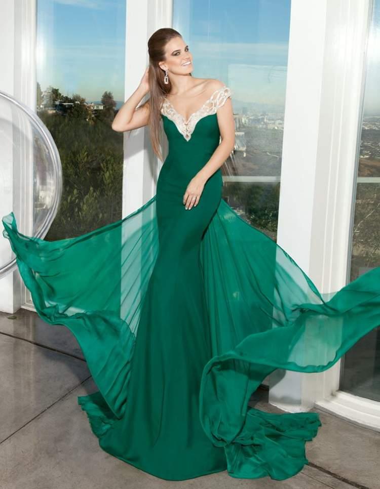 yeşil elbise almak