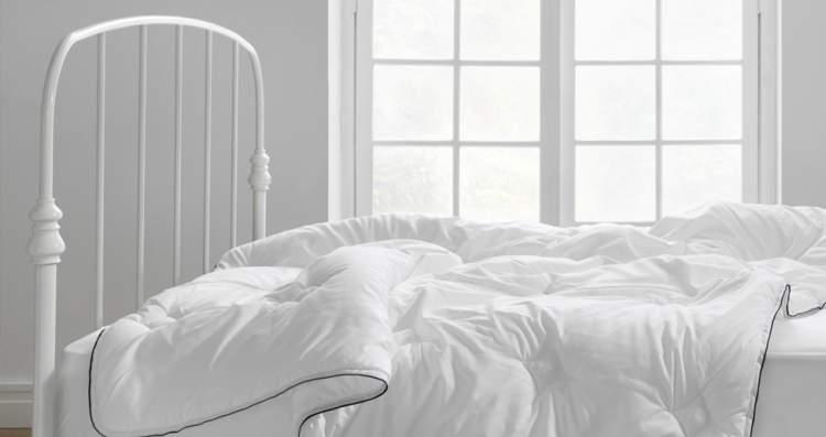 yorgan yatak görmek