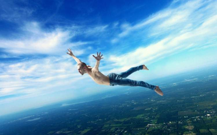 yüksekten düşmek