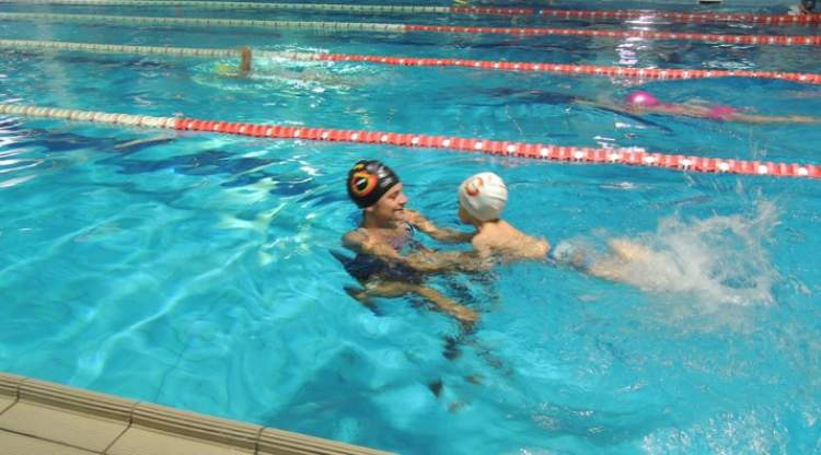 yüzme öğrenmek