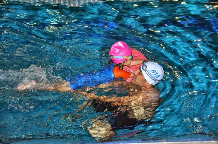 yüzmeyi öğrenmek