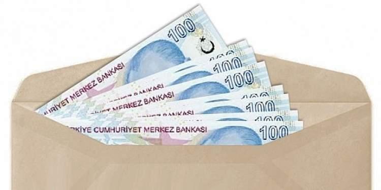 zarfta para görmek