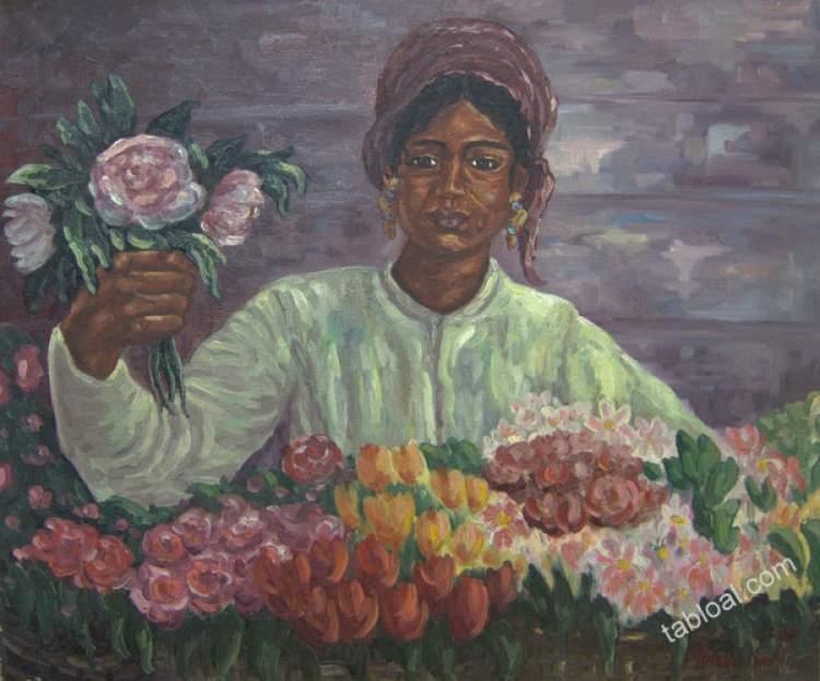 zenci kadın görmek